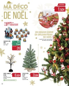 Catalogue Supermarché Match Noël 2017 page 22