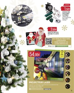Catalogue Supermarché Match Noël 2017 page 23