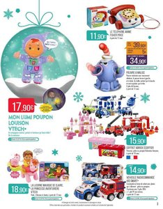 Catalogue Supermarchés Match Noël 2018 page 3