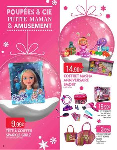 Catalogue Supermarchés Match Noël 2018 page 8