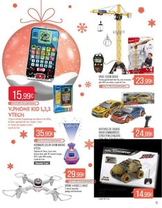 Catalogue Supermarchés Match Noël 2018 page 11