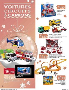 Catalogue Supermarchés Match Noël 2018 page 12