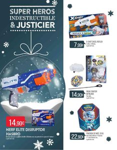 Catalogue Supermarchés Match Noël 2018 page 16