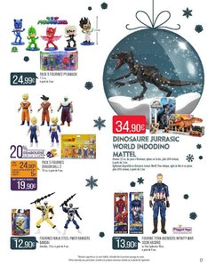 Catalogue Supermarchés Match Noël 2018 page 17