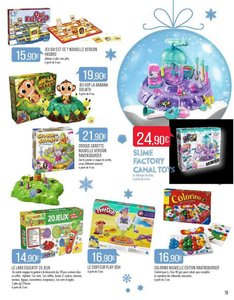 Catalogue Supermarchés Match Noël 2018 page 19