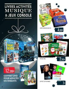Catalogue Supermarchés Match Noël 2018 page 20