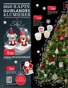 Catalogue Supermarchés Match Noël 2018 page 22