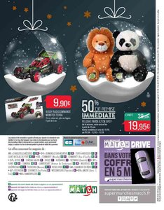 Catalogue Supermarchés Match Noël 2018 page 24
