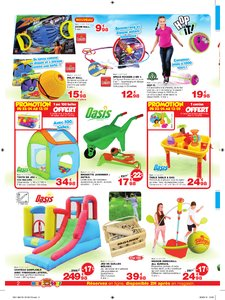Catalogue Maxi Toys France C'est L'Printemps 2018 page 2