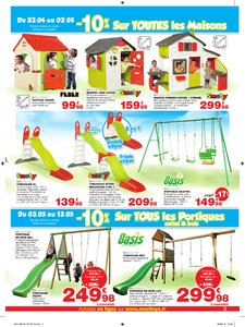 Catalogue Maxi Toys France C'est L'Printemps 2018 page 3