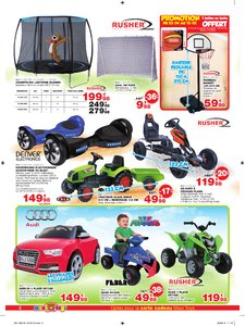 Catalogue Maxi Toys France C'est L'Printemps 2018 page 4