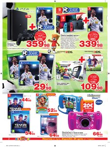 Catalogue Maxi Toys Goallllllll! 2018 page 2