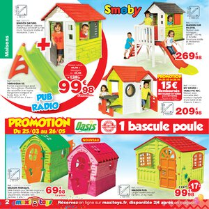 Catalogue Maxi Toys France Printemps 2019 page 2