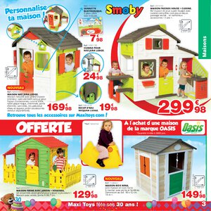 Catalogue Maxi Toys France Printemps 2019 page 3