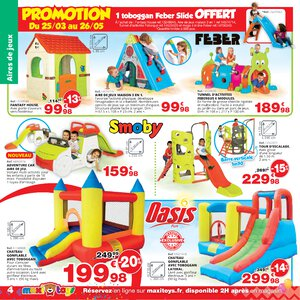 Catalogue Maxi Toys France Printemps 2019 page 4