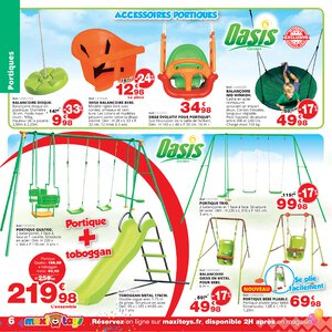 Catalogue Maxi Toys France Printemps 2019 page 6
