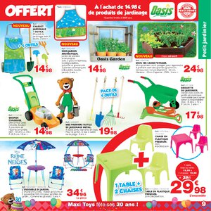 Catalogue Maxi Toys France Printemps 2019 page 9