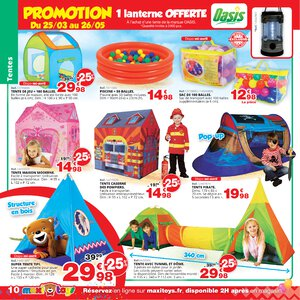 Catalogue Maxi Toys France Printemps 2019 page 10