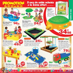Catalogue Maxi Toys France Printemps 2019 page 11