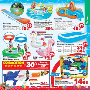 Catalogue Maxi Toys France Printemps 2019 page 13