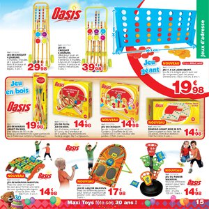 Catalogue Maxi Toys France Printemps 2019 page 15