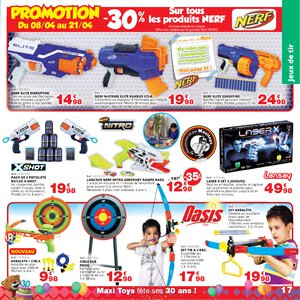 Catalogue Maxi Toys France Printemps 2019 page 17