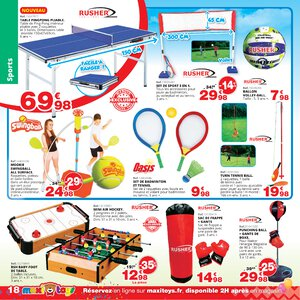 Catalogue Maxi Toys France Printemps 2019 page 18