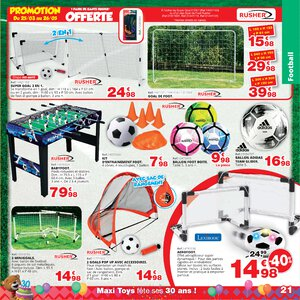 Catalogue Maxi Toys France Printemps 2019 page 21