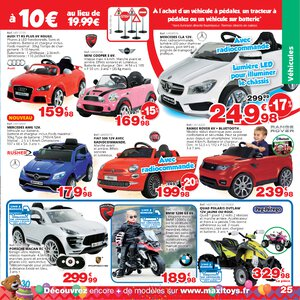 Catalogue Maxi Toys France Printemps 2019 page 25