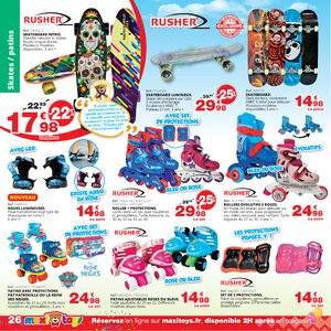 Catalogue Maxi Toys France Printemps 2019 page 26