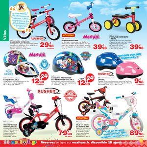Catalogue Maxi Toys France Printemps 2019 page 28
