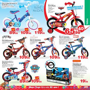 Catalogue Maxi Toys France Printemps 2019 page 29