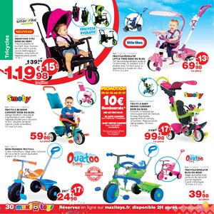 Catalogue Maxi Toys France Printemps 2019 page 30