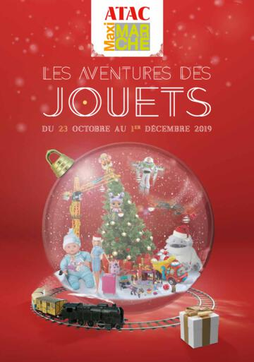 Catalogue Maximarché Noël 2019