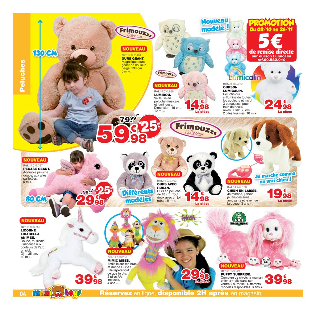 catalogue maxi toys belgique no l 2017 catalogue de jouets. Black Bedroom Furniture Sets. Home Design Ideas