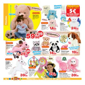 Catalogue Maxi Toys Belgique Noël 2017 page 4