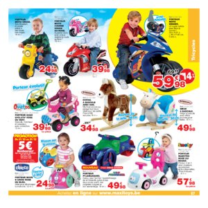 Catalogue Maxi Toys Belgique Noël 2017 page 7