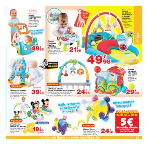 Catalogue Maxi Toys Belgique Noël 2017 page 9