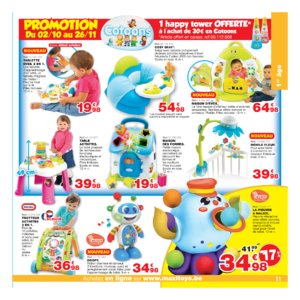 Catalogue Maxi Toys Belgique Noël 2017 page 11