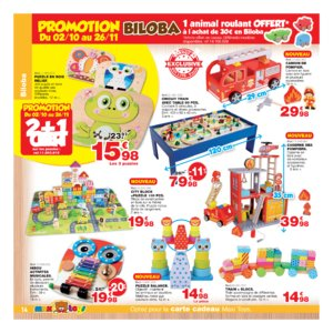 Catalogue Maxi Toys Belgique Noël 2017 page 14