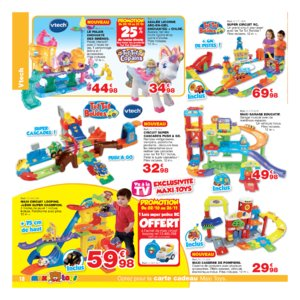Catalogue Maxi Toys Belgique Noël 2017 page 18