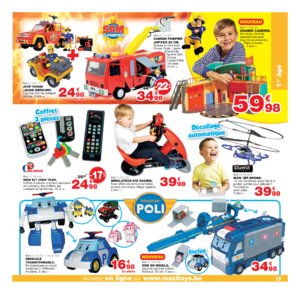 Catalogue Maxi Toys Belgique Noël 2017 page 19