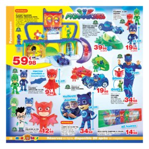 Catalogue Maxi Toys Belgique Noël 2017 page 20