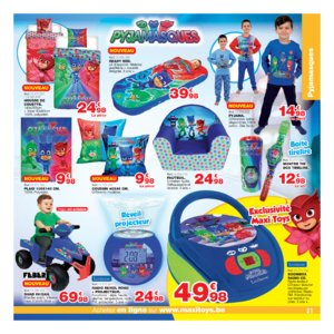 Catalogue Maxi Toys Belgique Noël 2017 page 21