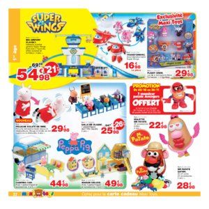 Catalogue Maxi Toys Belgique Noël 2017 page 22