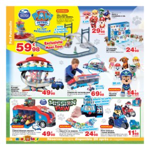 Catalogue Maxi Toys Belgique Noël 2017 page 24