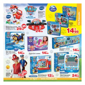Catalogue Maxi Toys Belgique Noël 2017 page 25