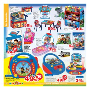 Catalogue Maxi Toys Belgique Noël 2017 page 26