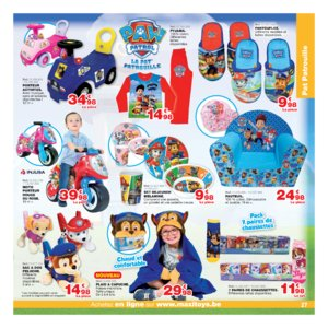 Catalogue Maxi Toys Belgique Noël 2017 page 27