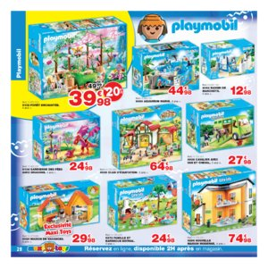 Catalogue Maxi Toys Belgique Noël 2017 page 28